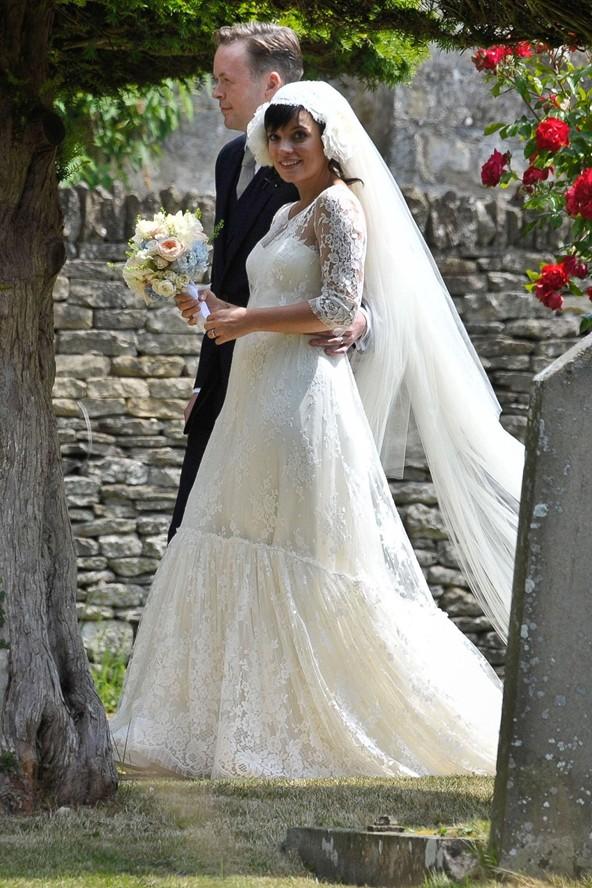 Lily Allen e Sam Cooper