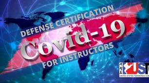 USTC Offers Free Membership and Covid-19 Training Course for 2020 to help our dojangs and industry!