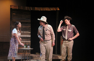 Bonnie and Clyde (Barn Theatre)