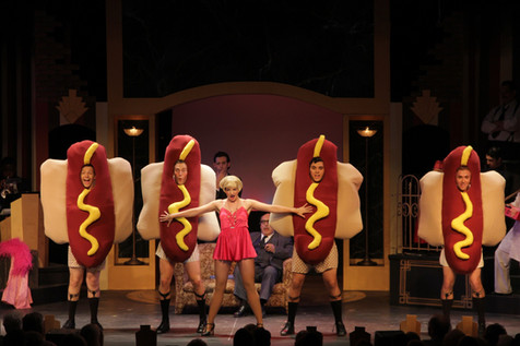 Bullets Over Broadway (Barn Theatre)
