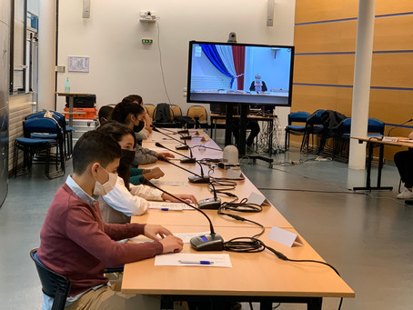 La Ville de Savigny-sur-Orge a installé son Conseil Municipal des jeunes