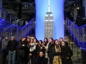 Découverte de la citoyenneté outre-Atlantique avec l'association Espoir Jeunes de Rouen