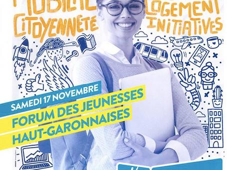 Participez au Forum de la jeunesse pour partager vos idées et imaginer votre territoire de demain !