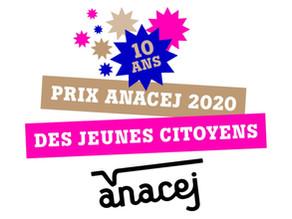 Prix Anacej 2020 : Découvrez le palmarès !