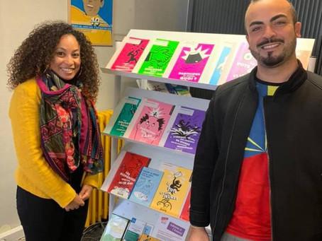 Retour sur la rencontre avec Aurélie Médéa,  Adjointe au maire de Saint-Denis de La Réunion