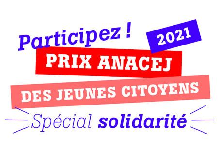C'est parti pour la 11e édition des Prix Anacej, à vos candidatures !