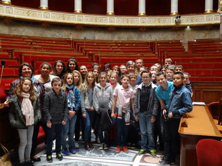 Conseil du mois - Le Conseil Municipal des jeunes de Sézanne