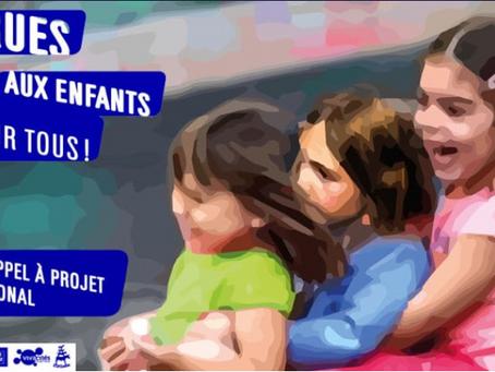 """Lancement du 3e Appel à Projets National """"Rues aux enfants, Rues pour tous"""""""