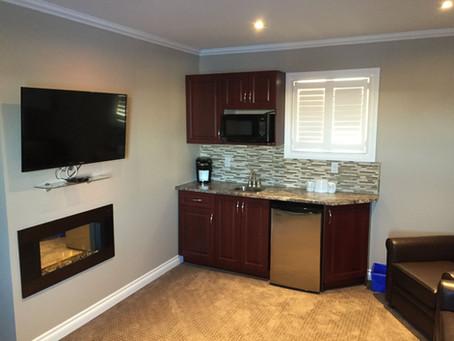 Suite Eleven! Brand New Suite