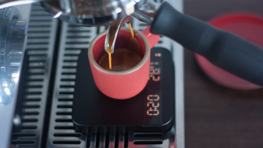 Lunar scale - Espresso use