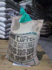 Green Coffee packing in GrainPro