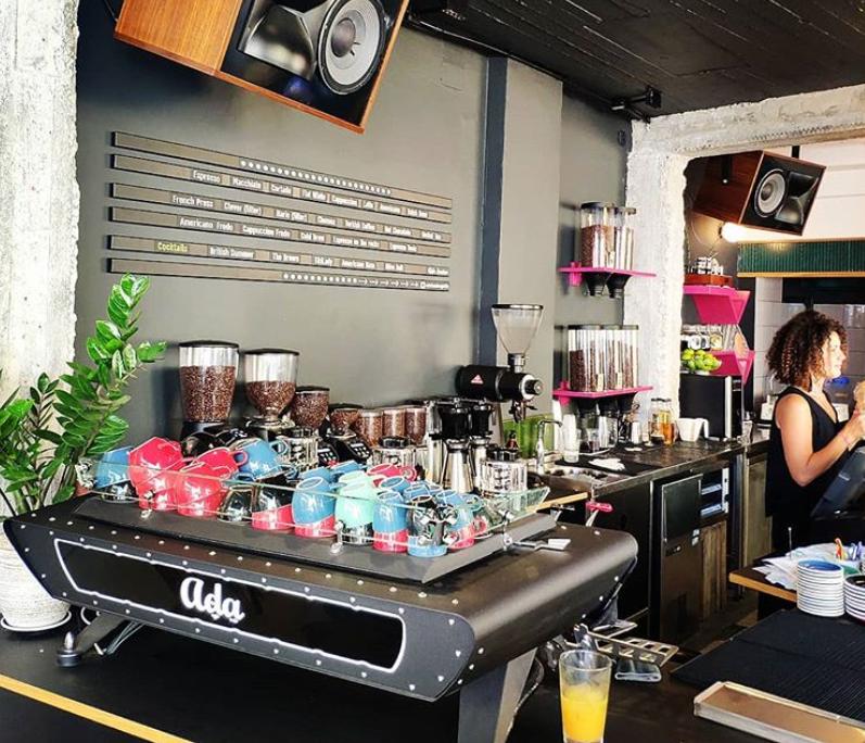 Ada Hanina Cafe - Jaffa