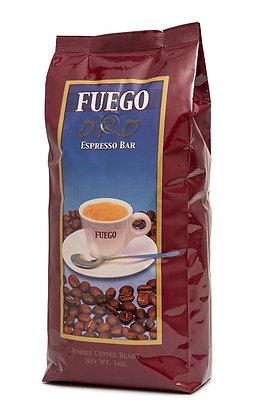 קפה קלוי - פואגו אורו