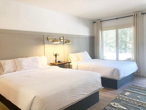 Hotel Cashiers - Superior 2 Queen Room