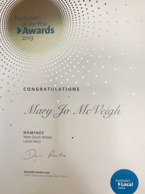 Australian of the Year Award