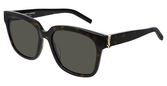 Saint Laurent Woman's Designer Sunglasses SL M40