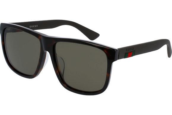 Gucci Men's Designer Sunglasses GG0010SA