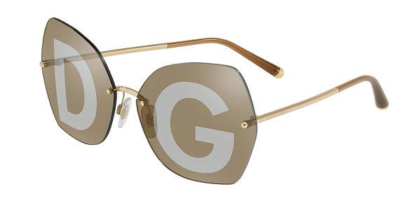 Dolce Gabbana Women's Designer Sunglasses DG2204