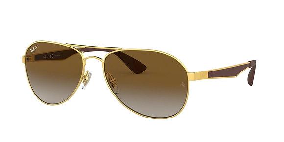 RayBan Men's Designer Sunglasses RB3549