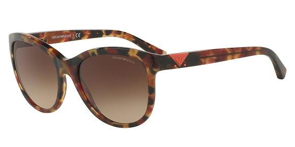 Emporio Armani Women's Designer Sunglasses EA4076
