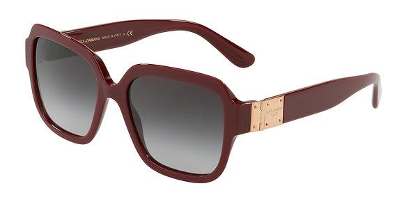 Dolce Gabbana Women's Designer Sunglasses DG4336F