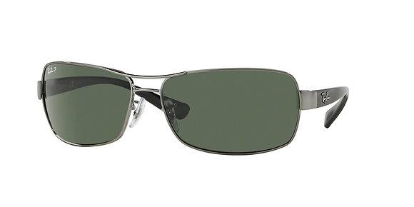 RayBan Men's Designer Sunglasses RB3379