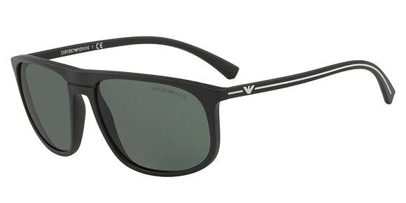Emporio Armani Men's Designer Sunglasses EA4118