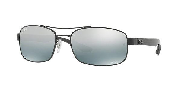 RayBan Men's Designer Sunglasses RB8318CH