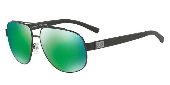 Armani Exchange Men's Designer Sunglasses AX2019S