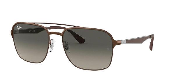 RayBan Unisex's Designer Sunglasses RB3570