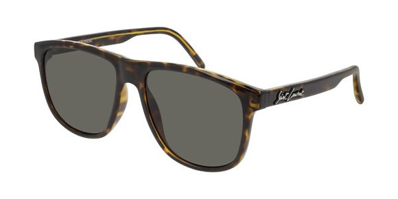 Saint Laurent Man's Designer Sunglasses SL334