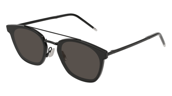 Saint Laurent Unisex Designer Sunglasses SL 28 METAL