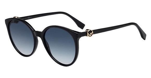 Fendi Women's Designer Sunglasses FF 0288/S