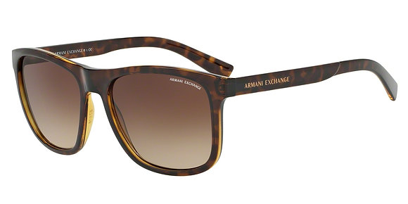 Armani Exchange Men's Designer Sunglasses AX4049S