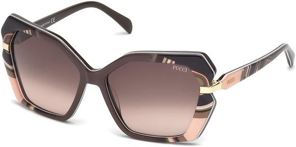Emilio Pucci Women's Designer Sunglasses EP0063