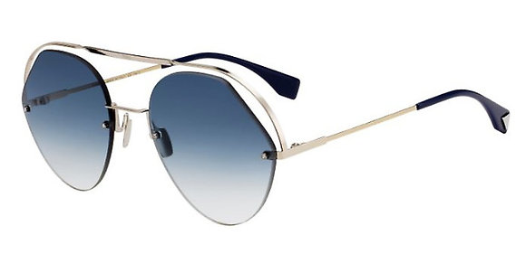 Fendi Women's Designer Sunglasses FF 0326/S