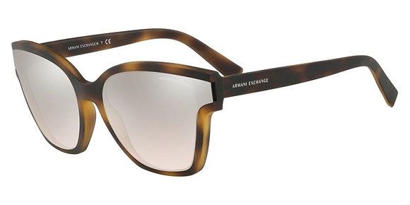Armani Exchange Women's Designer Sunglasses AX4073S