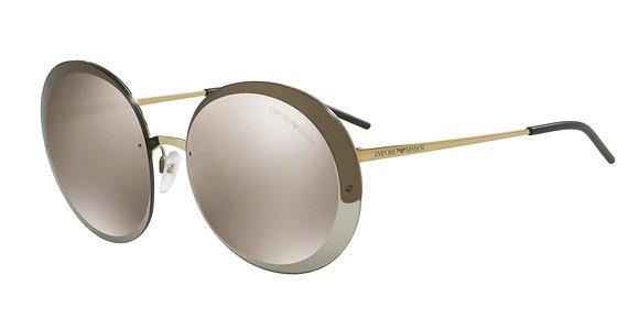 Emporio Armani Women's Designer Sunglasses EA2044