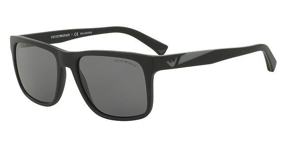 Emporio Armani Men's Designer Sunglasses EA4071F