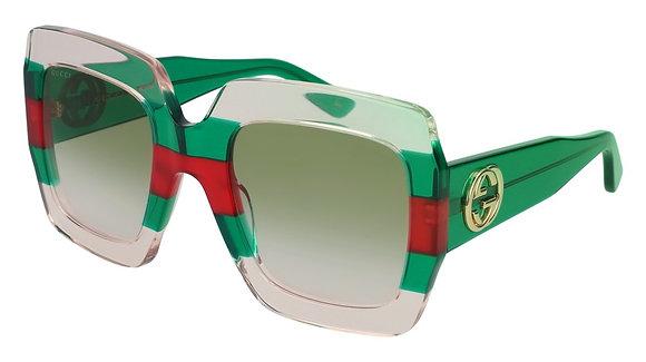 Gucci Women's Designer Sunglasses GG0178S
