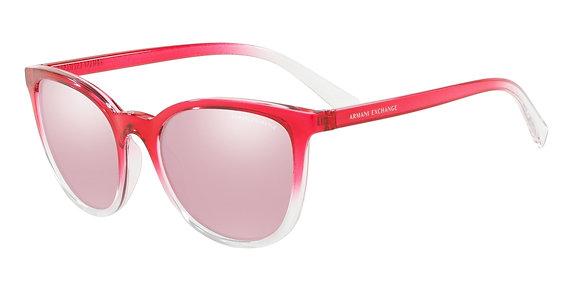 Armani Exchange Women's Designer Sunglasses AX4077SF