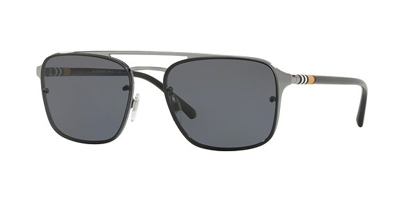Burberry Men's Designer Sunglasses BE3095