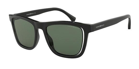 Emporio Armani Men's Designer Sunglasses EA4126F