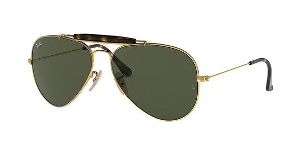 RayBan Men's Designer Sunglasses RB3029