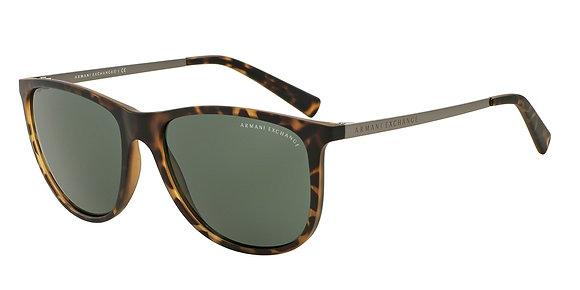 Armani Exchange Men's Designer Sunglasses AX4047SF