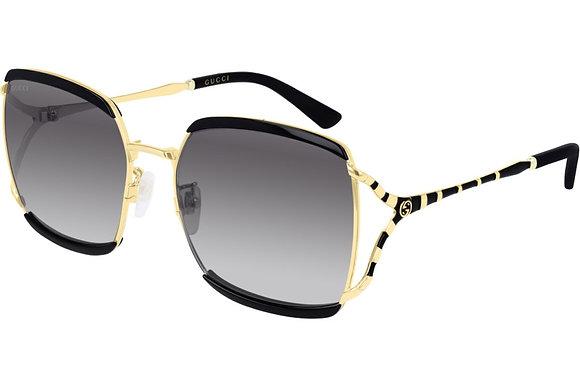 Gucci Woman's Designer Sunglasses GG0593SK