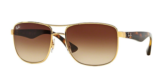 RayBan Men's Designer Sunglasses RB3533