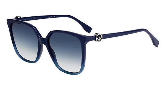 Fendi Women's Designer Sunglasses FF 0318/S