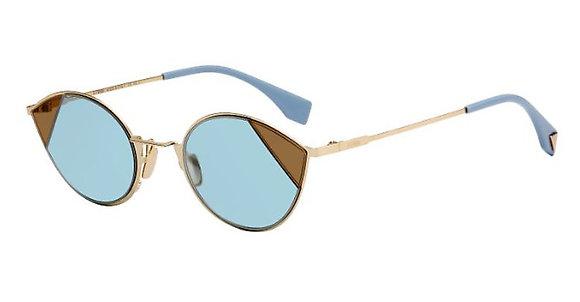 Fendi Women's Designer Sunglasses FF 0342/S
