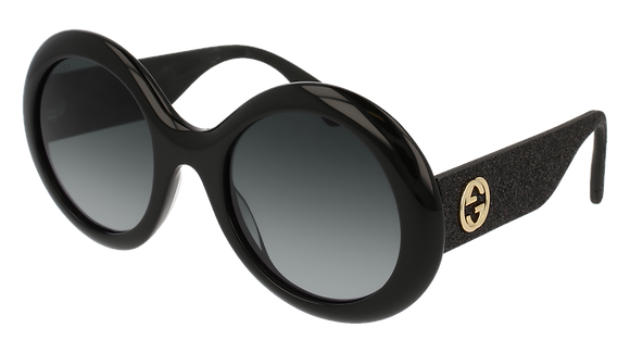 Gucci Women's Round Sunglasses GG0101S